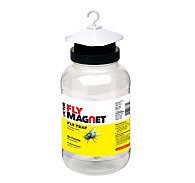 Victor® Fly Magnet® Trap with Bait - 1 gal