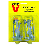 Victor® Easy Set® Gopher Trap - 2 Traps