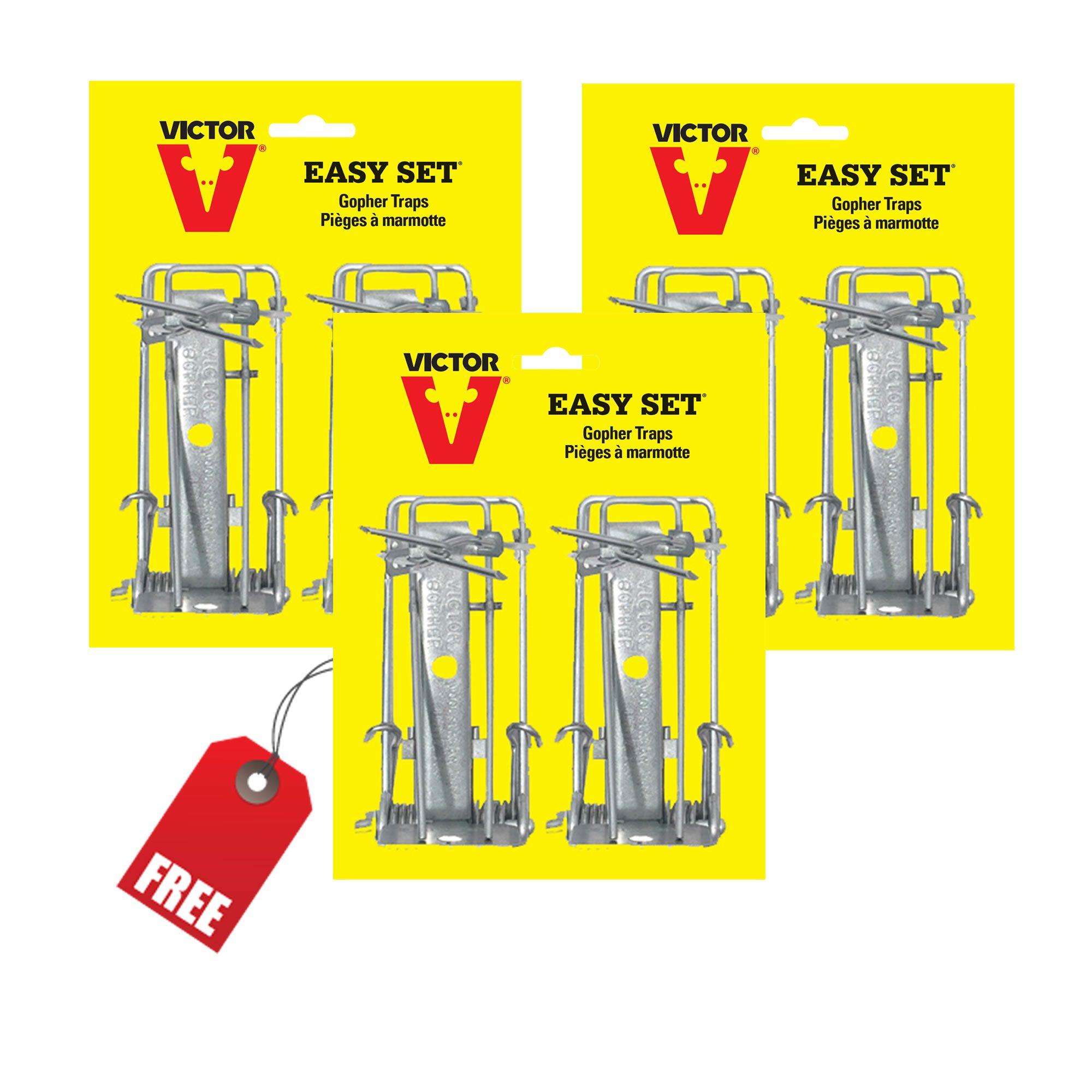 Victor® Easy Set® Gopher Trap