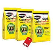 Sweeney's® Mole & Gopher Granular Repellent – 10lb - Buy 2 Get 1 FREE