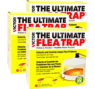 Victor® The Ultimate Flea Trap™ 3-Pack