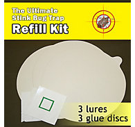Victor® The Ultimate Stink Bug Trap Refill Kit