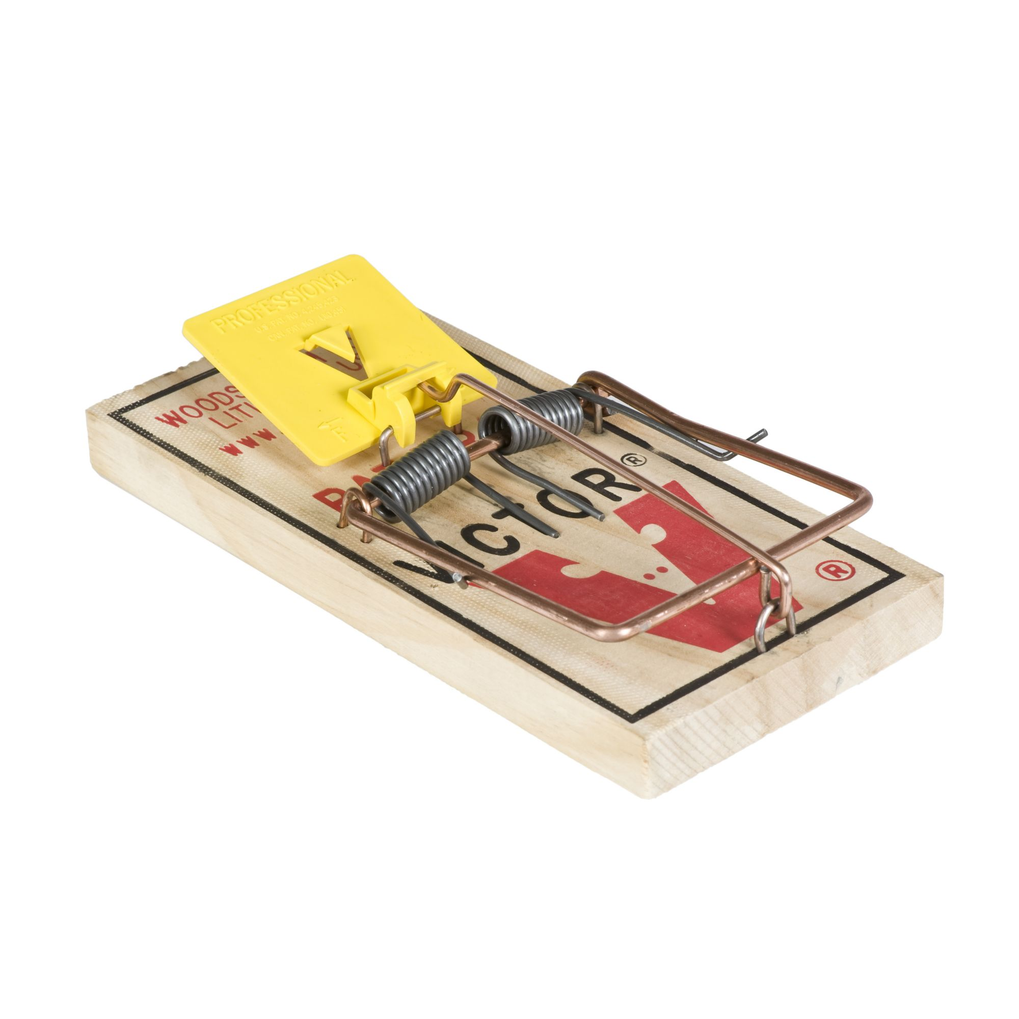 Victor Easy Set Rat Trap 12 Traps Victorpest