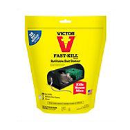 Victor® Fast-Kill® Refillable Bait Station With 20 Bait Refills