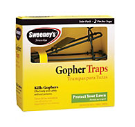 Sweeney's® Gopher Trap - 12 Traps
