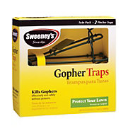 Sweeney's® Gopher Trap - 2 Traps