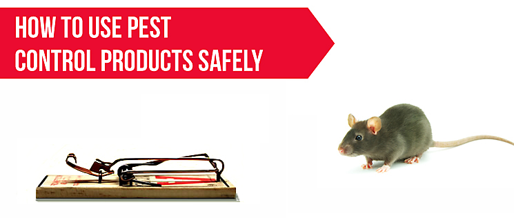 Using Pest COntrol Safely 1