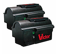 Victor® Multi-Kill™ Electronic Mouse Trap - 2 Traps