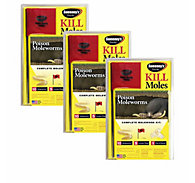 Sweeney's® Poison Moleworms™ - 3 Pack