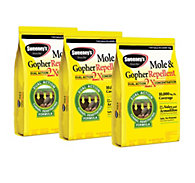 Sweeney's® Mole & Gopher Granular Repellent – 10lb - 3 Bags