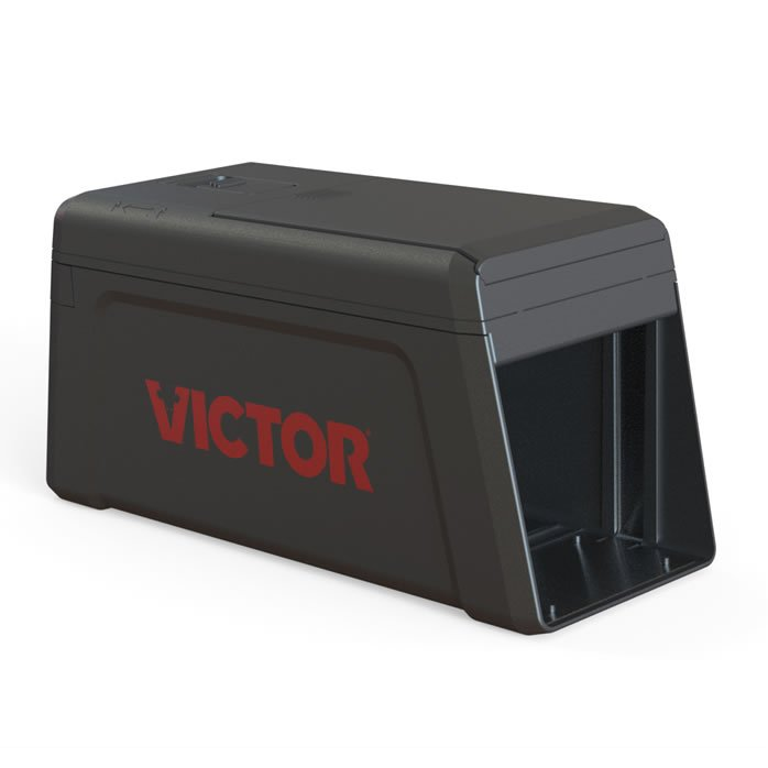 VICTOR ELECTRONIC RAT TRAP - FREE BATTERIES - 1 TRAP