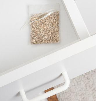 repeller pack in drawer