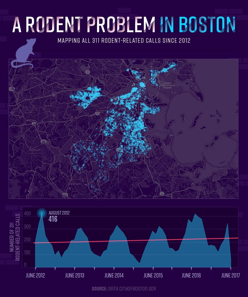 A Rodent Problem In Boston