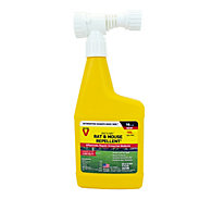 Victor® Rat-A-Way™ Rat & Mouse Repellent Hose-End Spray
