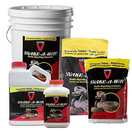Victor® Snake-A-Way® Snake Repellent Granular