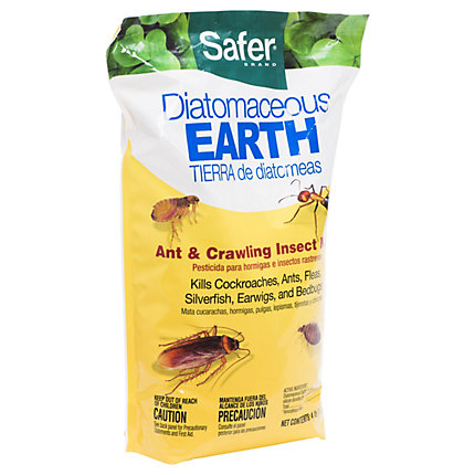 Diatomaceous Earth Insect 4lbs