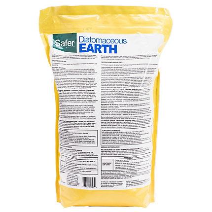 Safer Brand Diatomaceous Earth 100 Bed Bug Flea Ant Crawling Insect 4 Lb