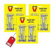 Victor® Easy Set® Gopher Trap - Buy 2 Get 1 FREE