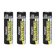 Industrial Energizer® AA Batteries