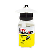 Victor® Fly Magnet® 1 quart re-usable trap with bait