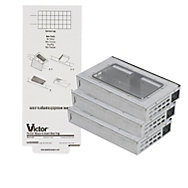 Victor® TIN CAT® Complete Mouse Trap Kit