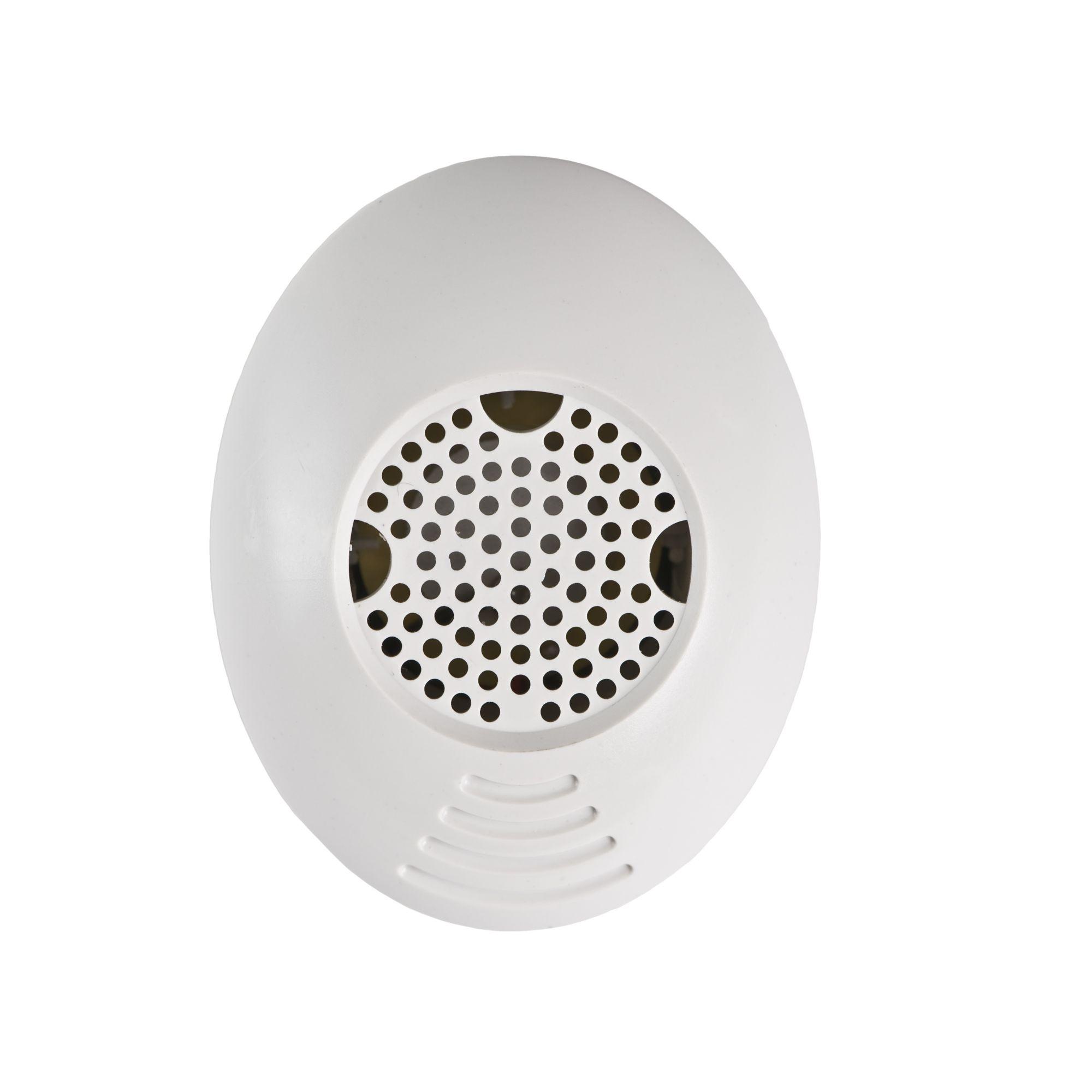Victor® Mini Pestchaser Ultrasonic with Nightlight | M753SN | VictorPest com