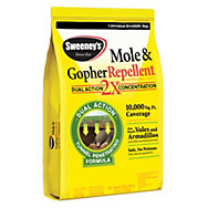 Sweeney's® Mole & Gopher Granular Repellent – 10LB