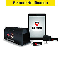 Victor® Kill-@lert Electronic Rat Trap Remote Notification System