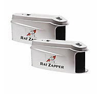Rat Zapper® Ultra Rat Trap - 2 Traps
