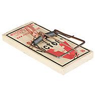 Victor® Metal Pedal Rat Trap - 36 Traps