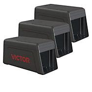 Victor® Electronic Rat Trap - 3 Traps