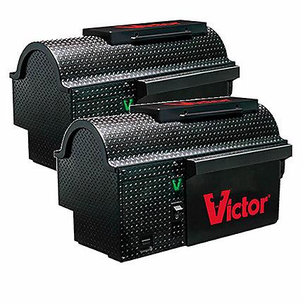 Victor® Multi-Kill™ Electronic Mouse Trap - 2 Traps