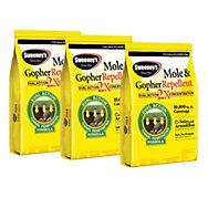 Sweeney's® Mole & Gopher Granular Repellent – 10lb - 3 Bags