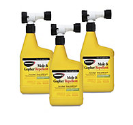 Sweeney's® Mole & Gopher Repellent Yard Spray - 3 Pack