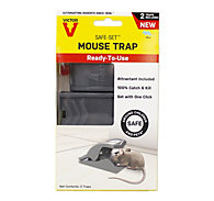 Victor® Safe-Set™ Mouse Trap - 2 Traps