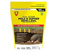 Victor® Mole & Gopher Repellent – 10 lb Bag