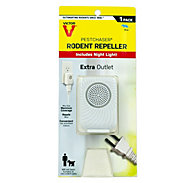 Victor® PestChaser® Rodent Repellent With Nightlight & Extra Outlet - 1 Unit