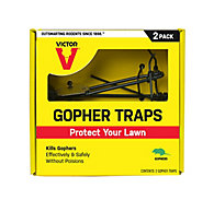 Victor® Gopher Trap- 2 Traps
