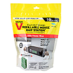 Victor® Fast-Kill Brand Refillable Mouse Bait Station