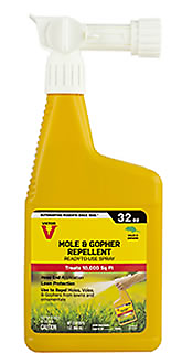 Mole & Gopher Spray for lawns
